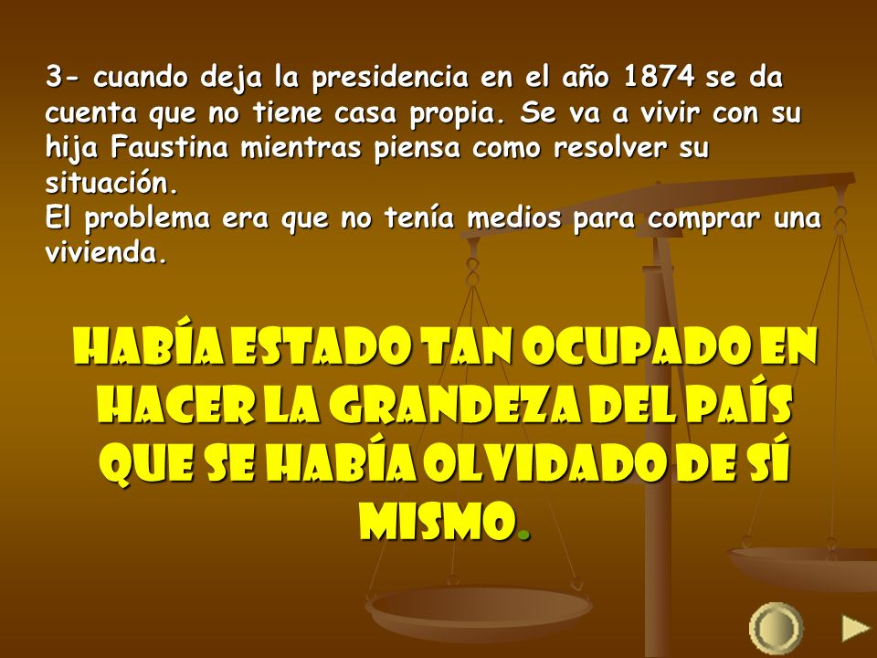2.- En la universidad nacional de Córdoba cuando inauguraban la Academia Nacional de Ciencias, dispuesta por Sarmiento en su presidencia, el president