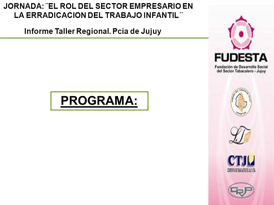 TABULACION ENCUESTAS DE OPINION: Respuesta Nº 7: SU EMPRESA ESTA INTERESADA EN PARTICIPAR EN LA RED DE EMPRESAS SI6 FORO PROVINCIAL DE MUNICIPIOS, AUTOLUX S.A., INTA, INSTITUCIÓN EDUCATIVA PROVINCIAL, FUNDACIÓN JACARANDA, PREMIUM TOBACCO NO SE6 NO3 PERSONALMENTE2