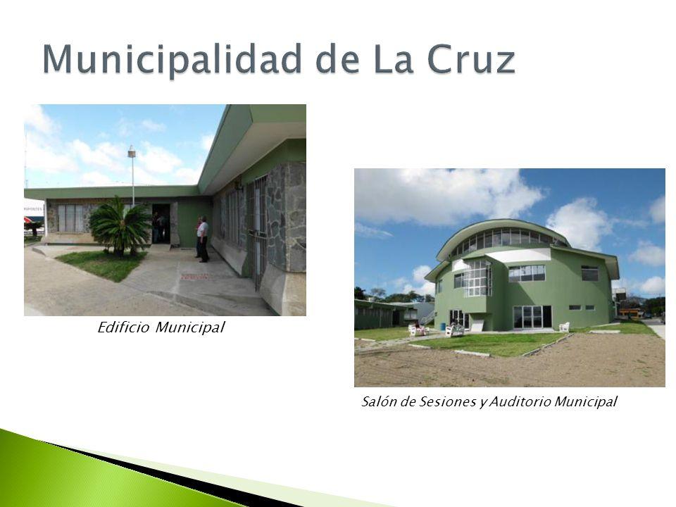 Edificio Municipal Salón de Sesiones y Auditorio Municipal