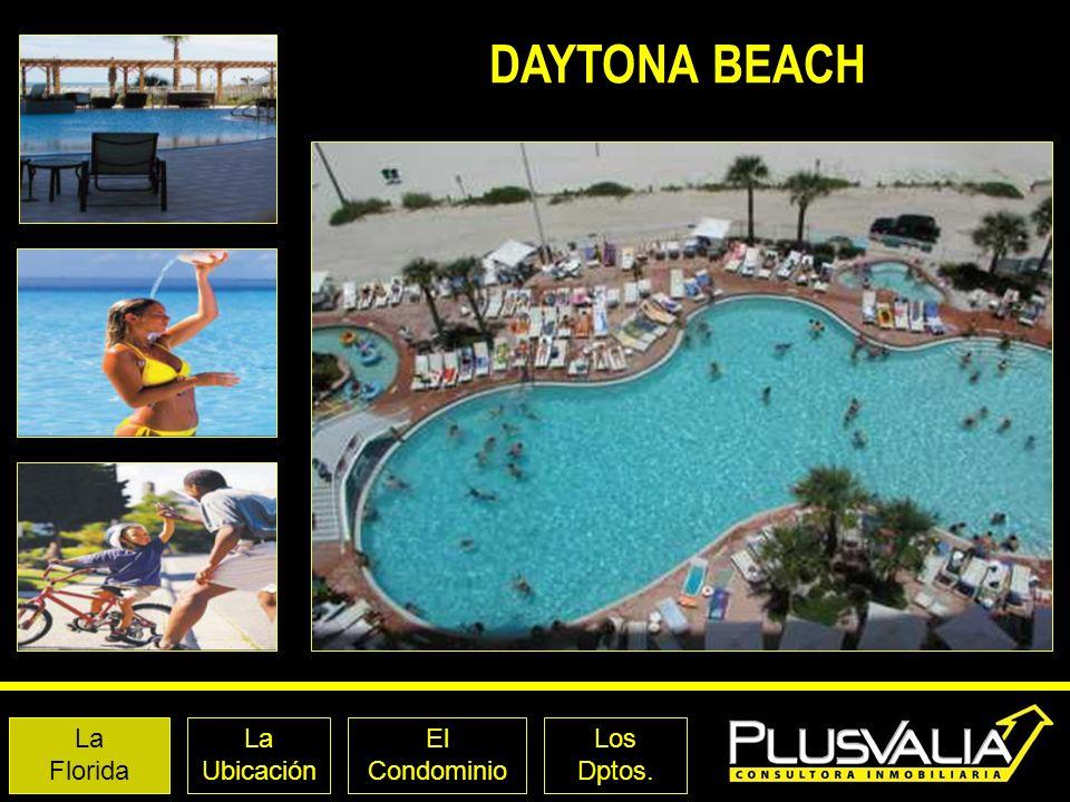 La Florida La Ubicación El Condominio DAYTONA BEACH Los Dptos.
