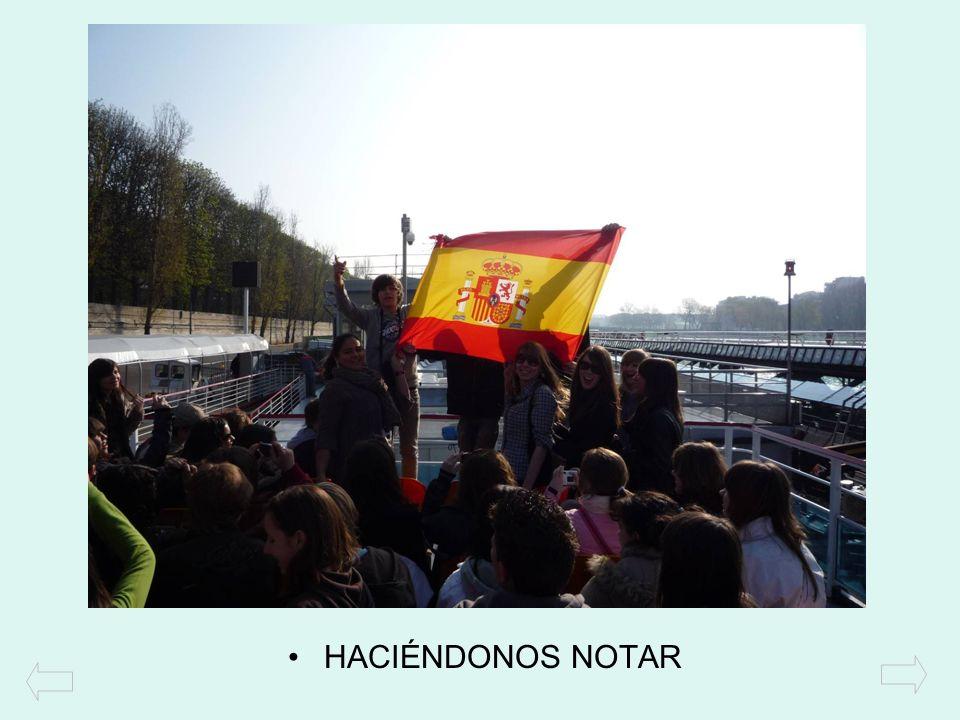 HACIÉNDONOS NOTAR