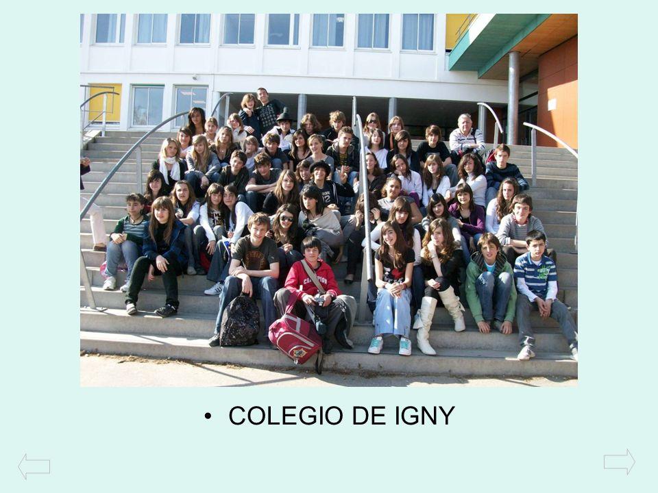 COLEGIO DE IGNY