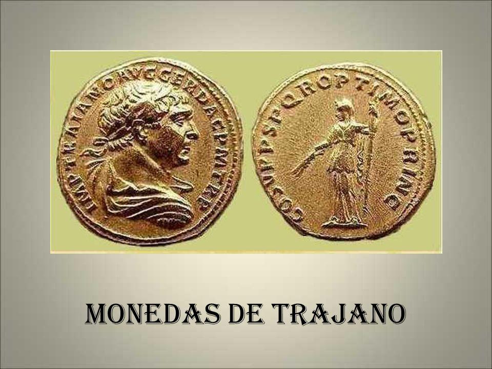 Monedas de Vespasiano