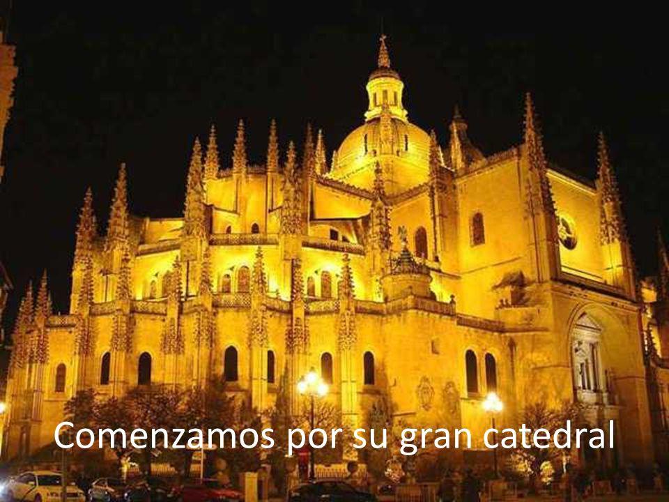 EL ROMáNICO EN SEGOVIA Segovia capital cuenta con una veintena de iglesias románicas.