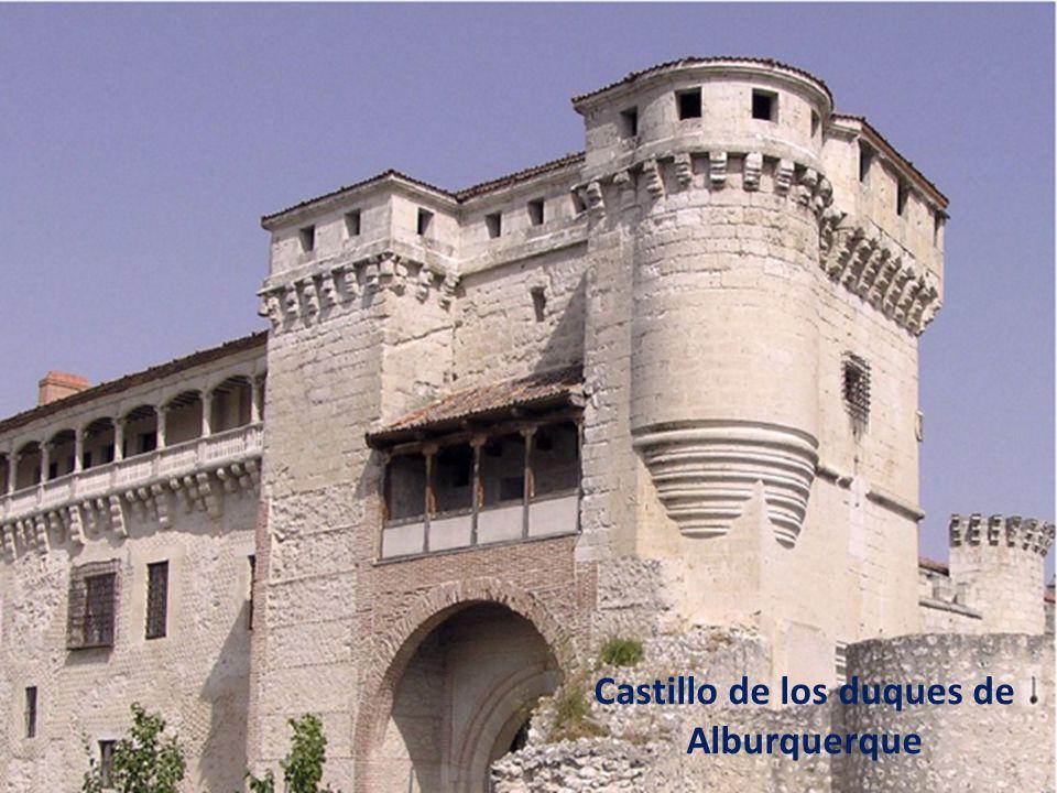 Palacio de los condes de Montijo - Fuentidueña