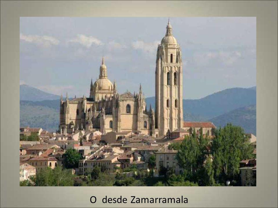 Torre de San Martin y torre de Hércules
