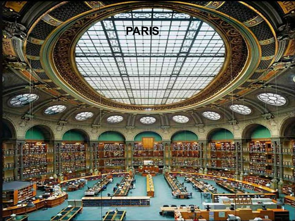 BIBLIOTECA DE PARIS