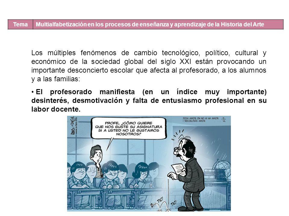 Tema Multialfabetización en los procesos de enseñanza y aprendizaje de la Historia del Arte Programa Escuela 2.0 Enlaces de interés Escuela 2.0 (Ministerio de Educación, Cultura y Deporte) La Escuela 2.0 en las distintas comunidades autónomas Escuela TIC 2.0 en Andalucía Mapa de la Escuela TIC 2.0 en Andalucía Escuela TIC 2.0 en Andalucía.