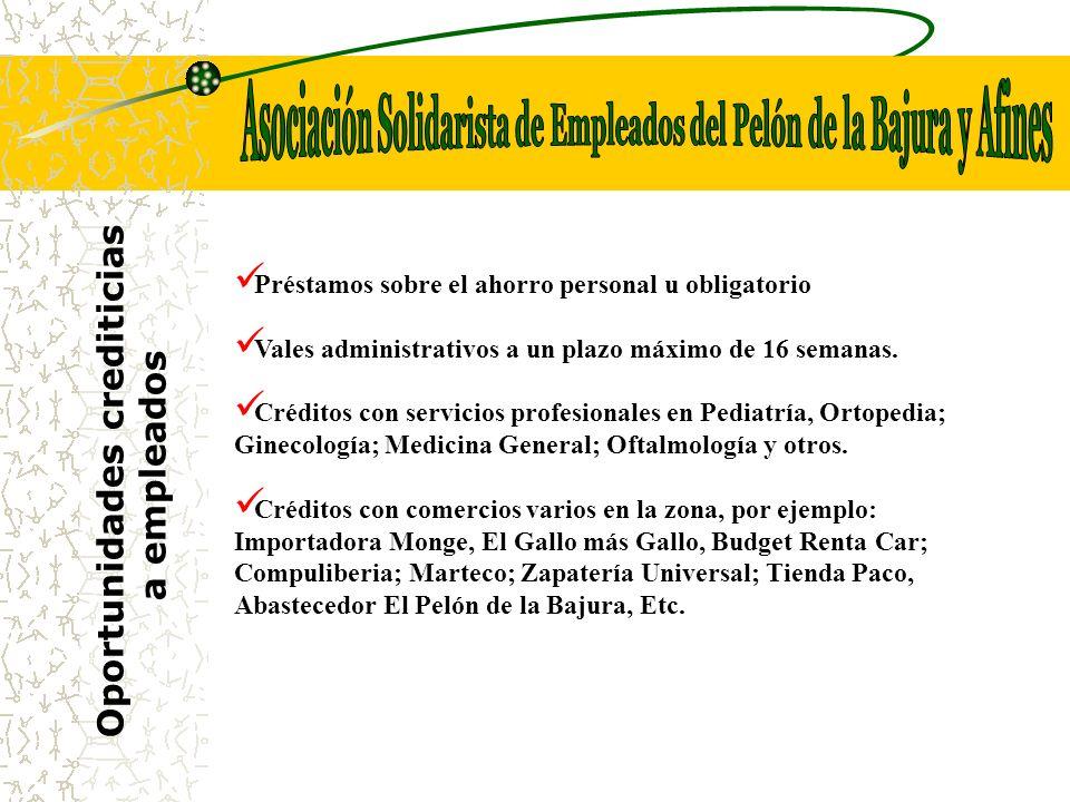 Junta Directiva Actual Presidente:Jorge L. Alvarez Rivas Vicepresidente:Alberto Soto Barquero Secretario:Francisco Ant. Sandoval Ch. Tesorero:Leonel F
