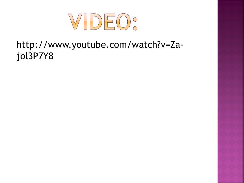 http://www.youtube.com/watch?v=Za- jol3P7Y8