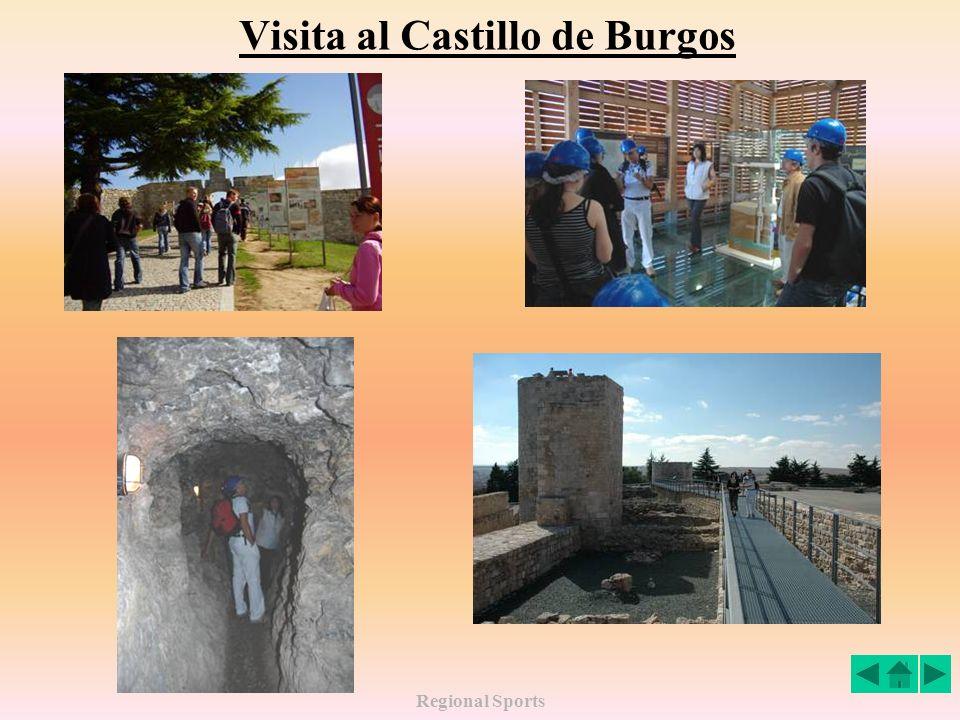 Regional Sports Visita al Castillo de Burgos