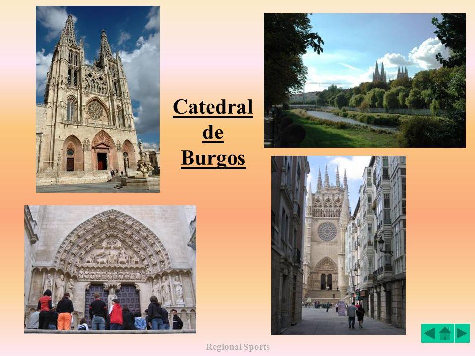 Regional Sports Catedral de Burgos