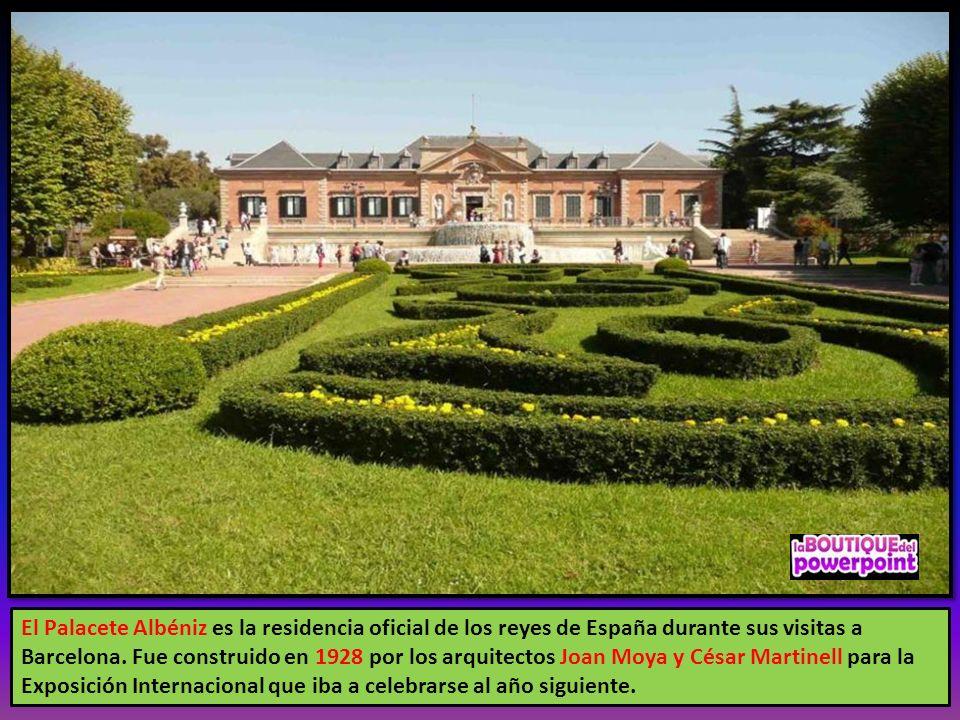 MANEL CANTOS PRESENTATIONS Blog BARCELONA COMPLET canventu@hotmail.com BARCELONA MUSEOS - 9 PALAUET ALBÉNIZ