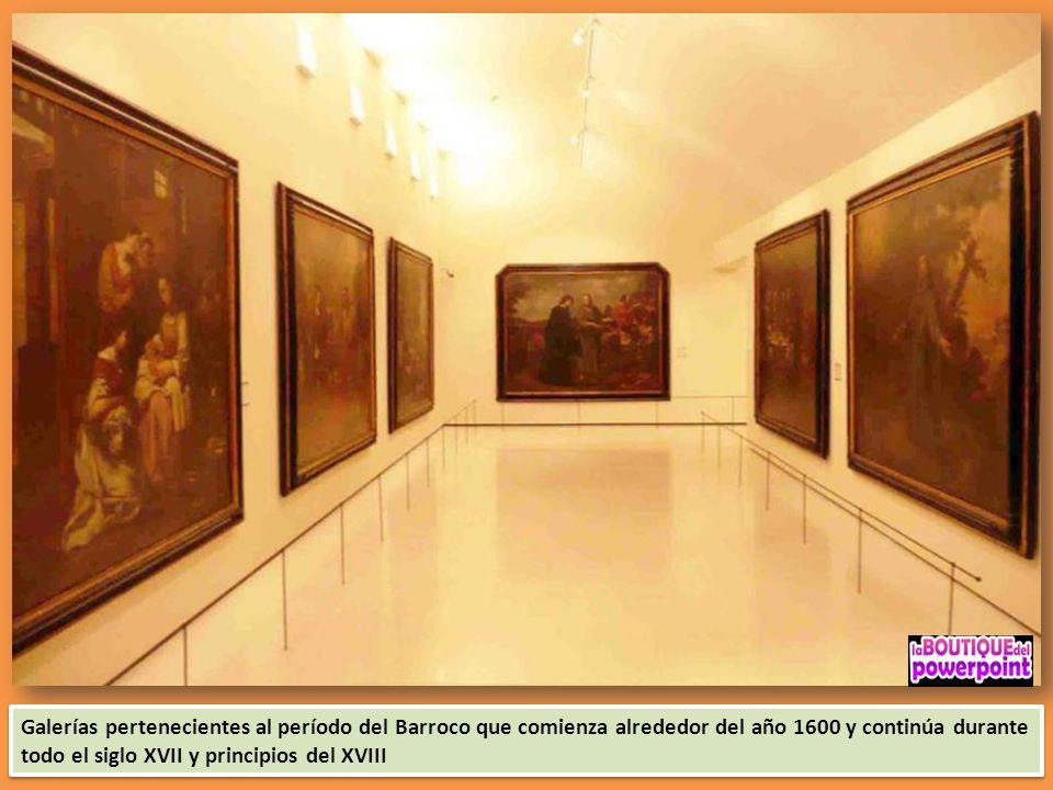 La Colección de Arte del Renacimiento y Barroco se ha formado gracias, sobre todo, a coleccionistas privados de Cataluña, entre los que cabe mencionar