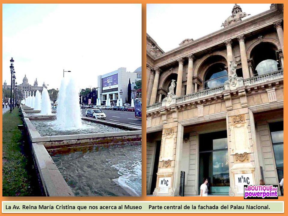 BARCELONA MUSEOS – 12 MUSEU - MNAC – 2 MUSEU NACIONAL D `ART DE CATALUNYA Renacimiento y Barroco MUSEU - MNAC – 2 MUSEU NACIONAL D `ART DE CATALUNYA R