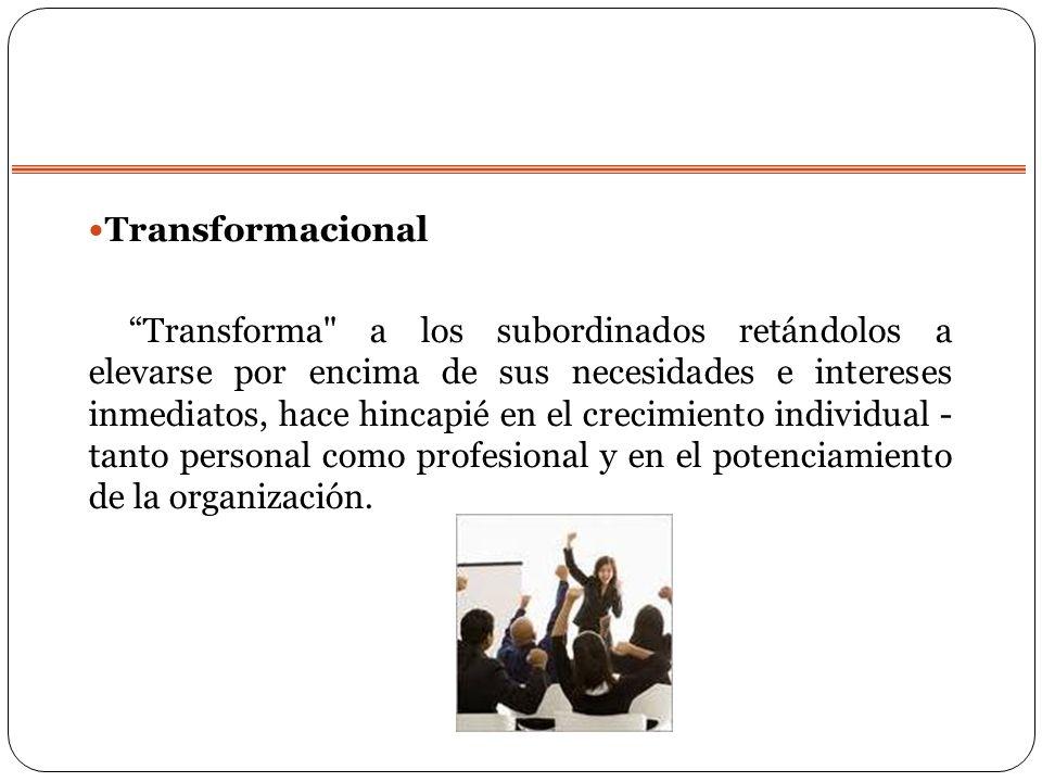 Transformacional Transforma