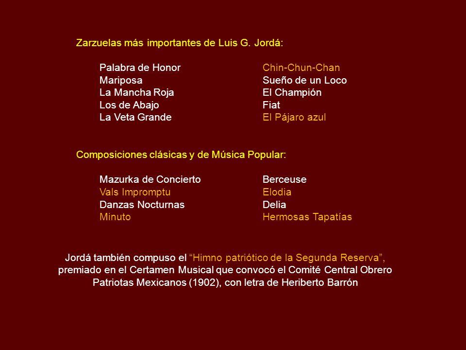 El 9 de abril de 1904, la empresa de los Hermanos Arcaraz, estrenó en el teatro Principal la zarzuela Chin-Chun-Chan, conflicto chino en un acto y tre