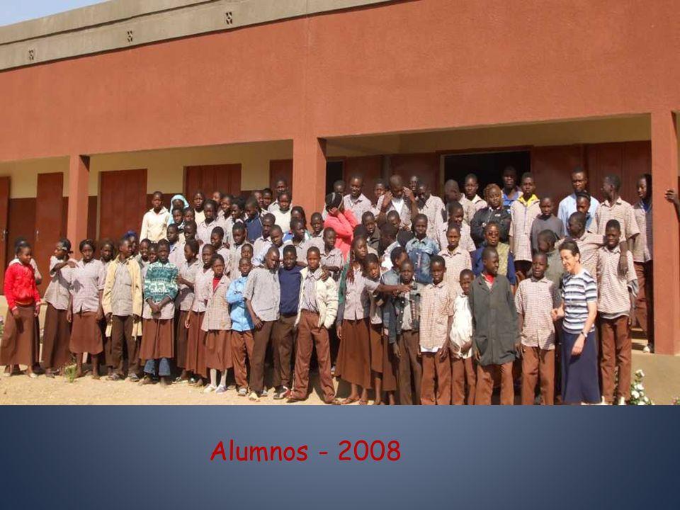 Alumnos - 2008