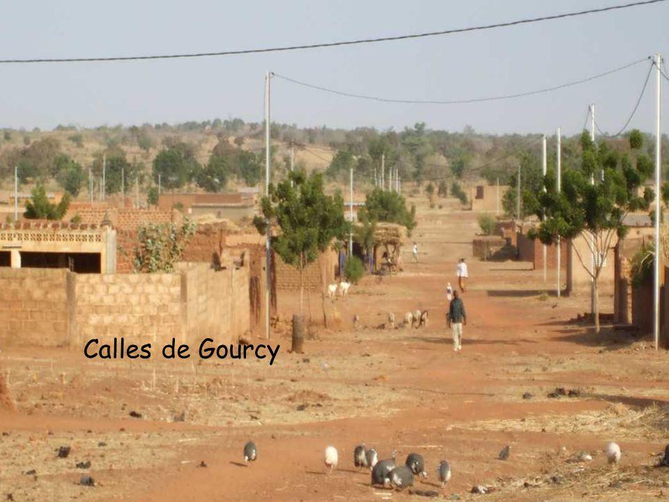 Calles de Gourcy