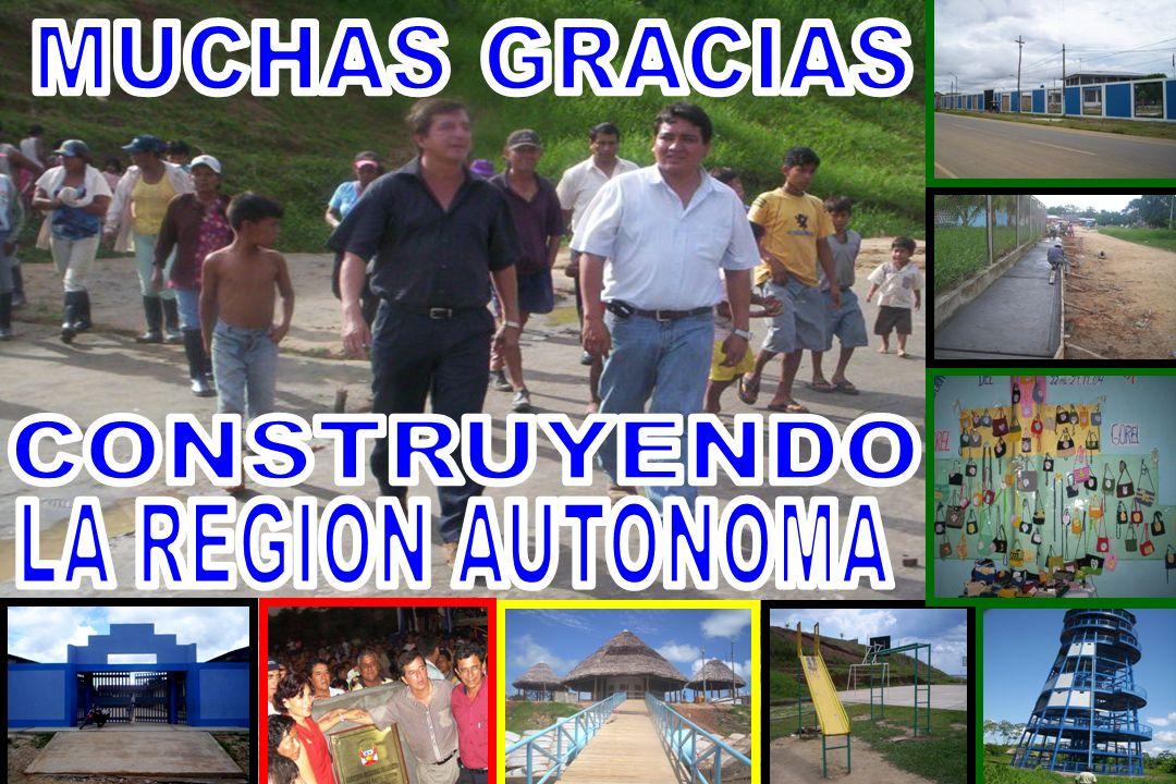 CONTINUAN… OTROS ASUNTOS DE IMPORTANCIA SUB REGIONAL CARRETERA IQUITOS NAUTA S/.