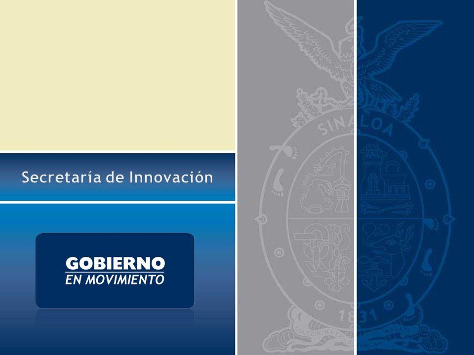 SECRETARÍA DE INNOVACIÓN GUBERNAMENTAL Gobierno en Movimiento ¿Qué es.