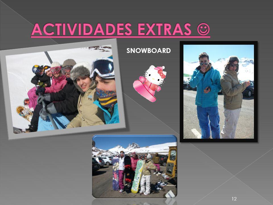 12 SNOWBOARD