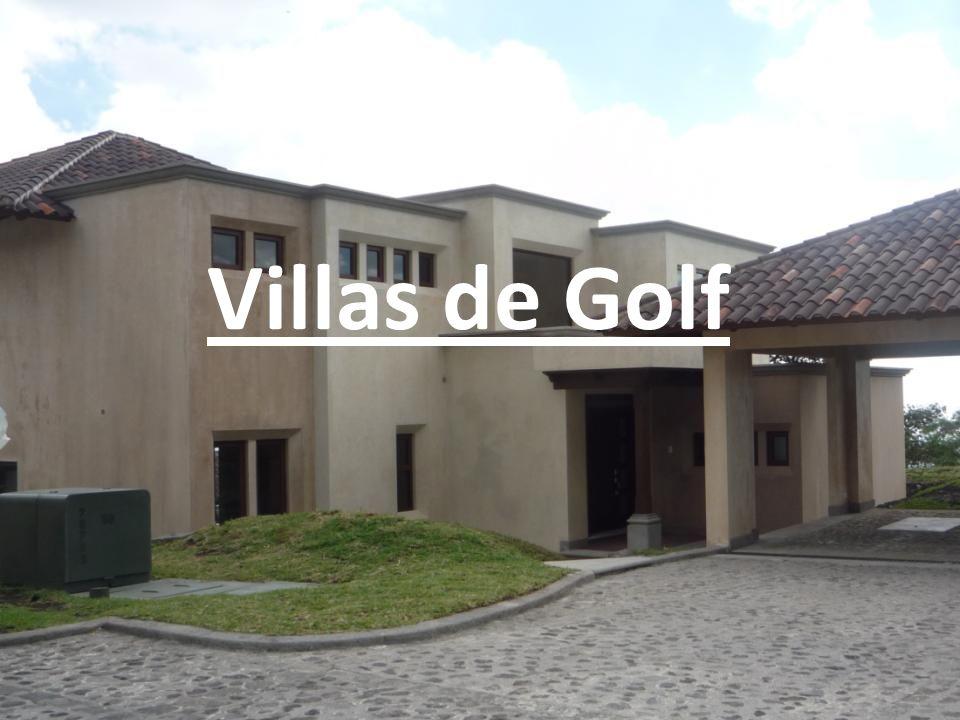 Villas de Golf