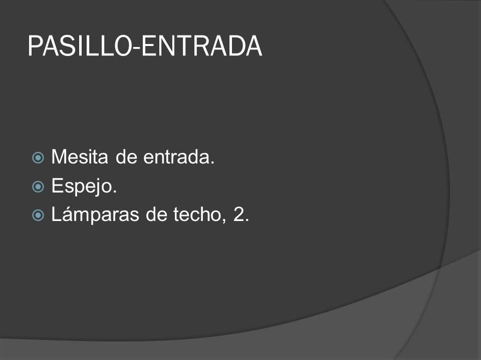SALON Vitrina 2p/2c. Modulo tv. 2c. Altillo 1p.