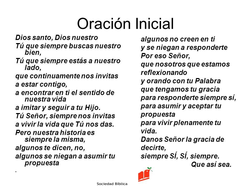 LECTIO LECTURA ATENTA DEL TEXTO Lector 1 (vv.1-6) El Rey (7-9.