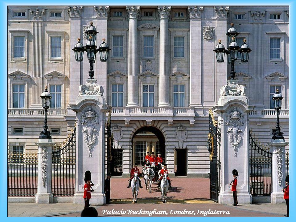 2 Palacio Buckingham, Londres, Inglaterra