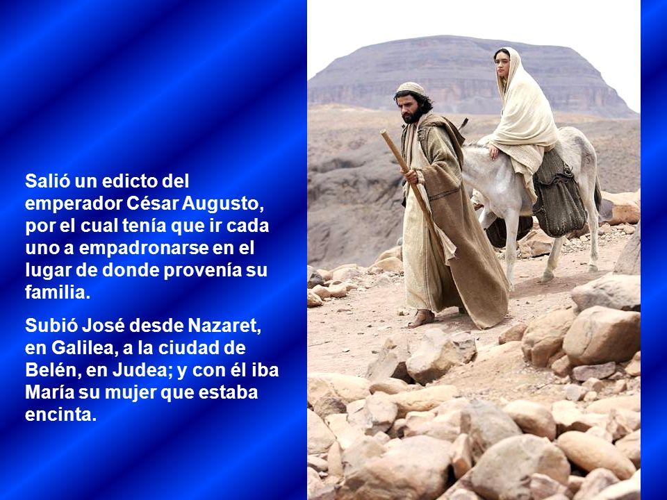 BELÉN Nacimiento de Jesús
