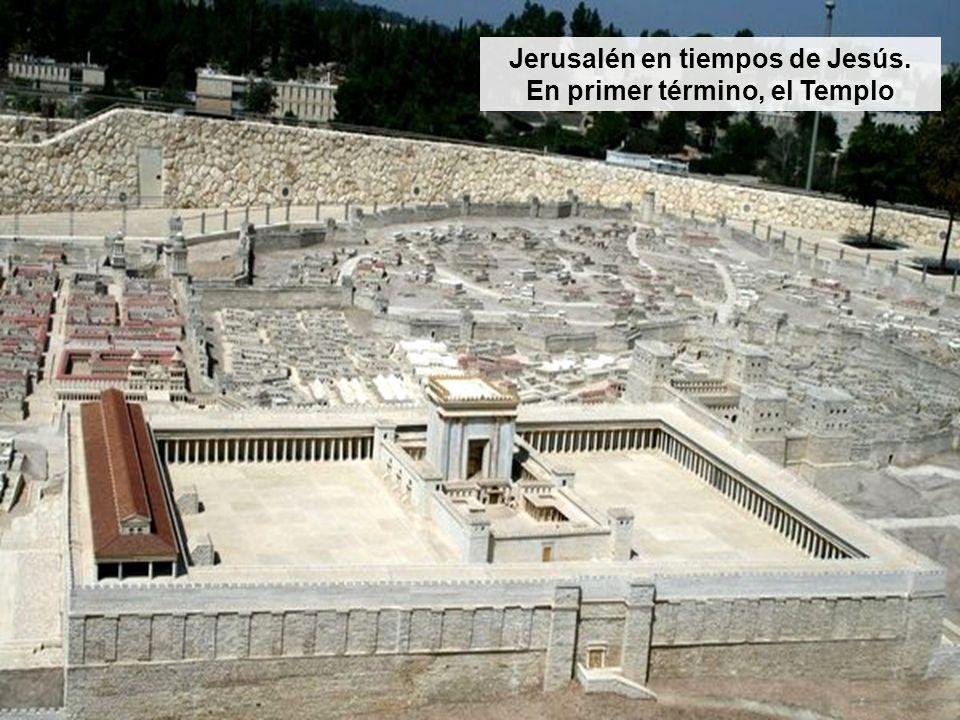 JERUSALÉN El niño perdido y hallado en el templo