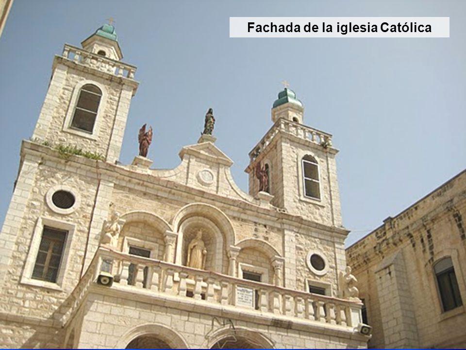 Iglesias católica y ortodoxa de Caná