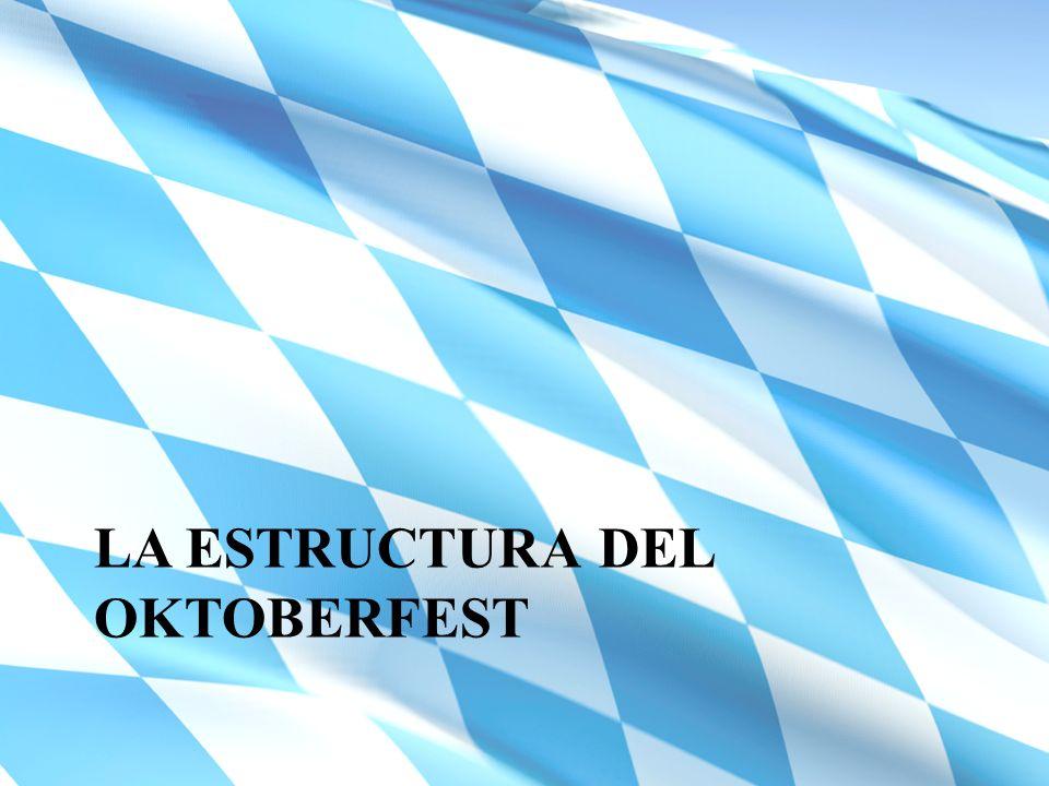 LA ESTRUCTURA DEL OKTOBERFEST