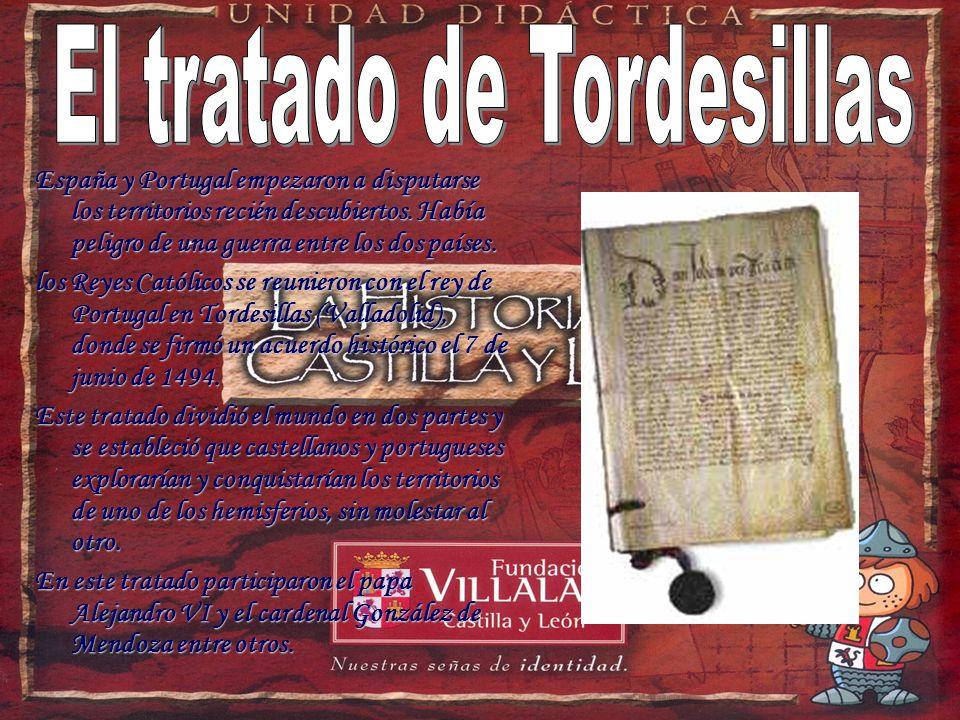 Cristóbal Colón salió del Puerto de Palos el 3 de agosto de 1492 con tres carabelas: La Pinta, la Niña y la Sta. María. Dos meses después de zarpar, e