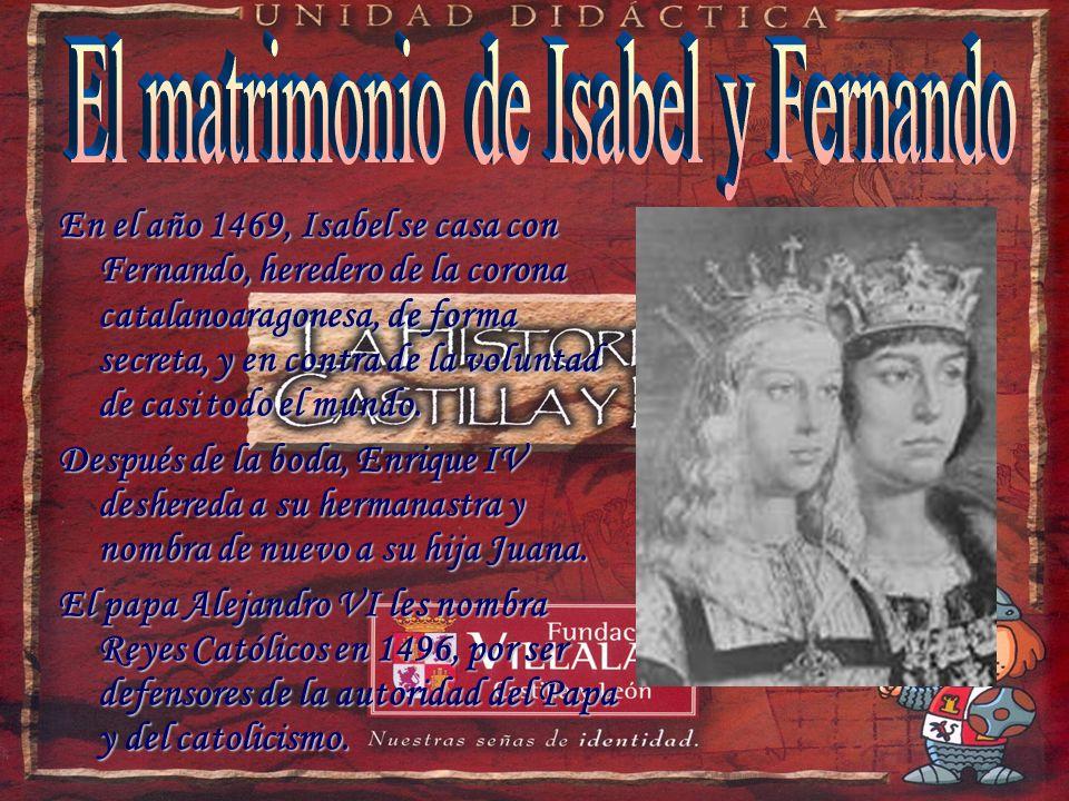 Hija de Juan II de Castilla, nació el 22 de abril de 1504 en Madrigal de las Altas Torres (Ávila). Isabel tenía 17 años cuando su hermanastro Enrique