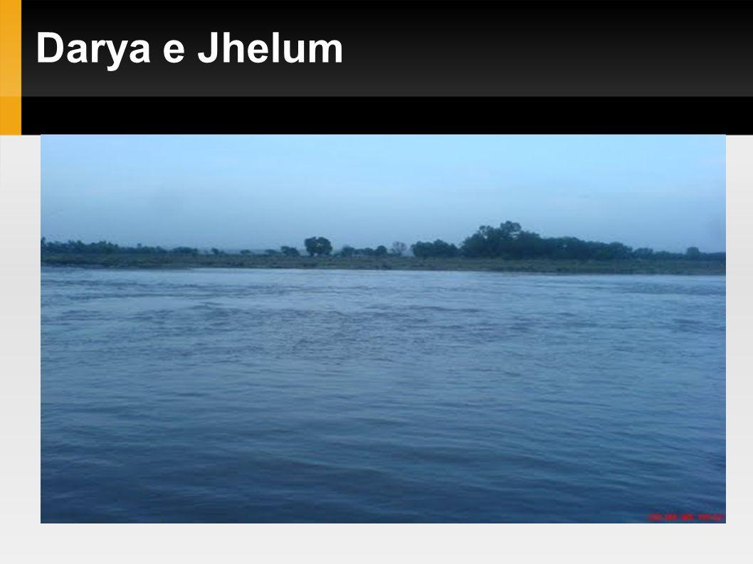Darya e Jhelum
