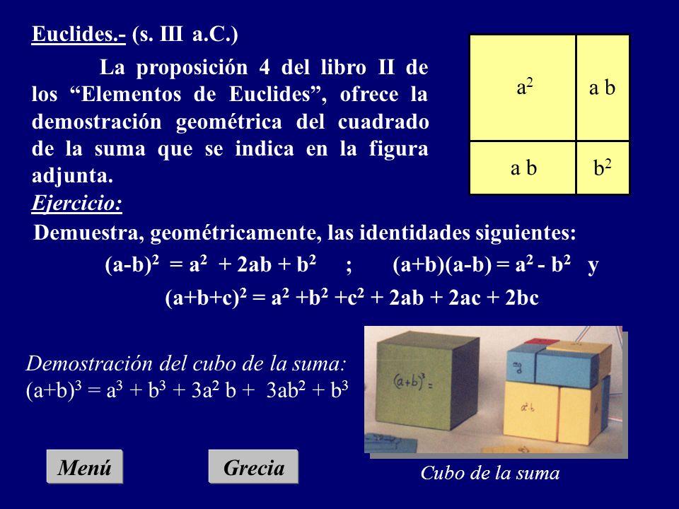 Pitágoras de Samos.- (s.VI a.C.) Pitágoras de Samos llamó número deficiente al que es mayor que la suma de sus divisores propios. Por ejemplo, 8 es de