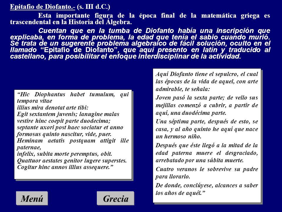 Menú Criba de Erastótenes: (s. III a.C.) Para obtener los 100 primeros números primos, en la siguiente tabla, a partir del 2, tacha todos los números