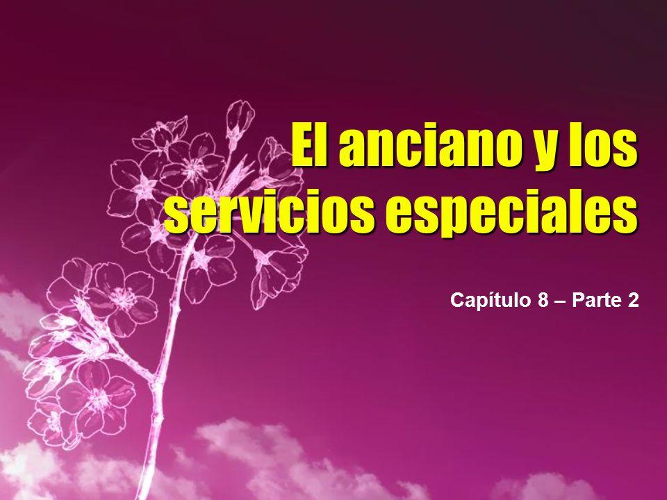 El anciano y los servicios especiales Capítulo 8 – Parte 2