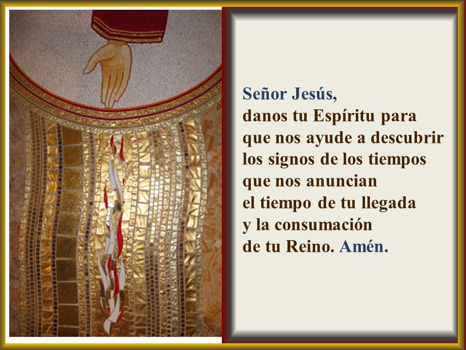 La venida del Señor puede ser vista con temor o acogida con fe. Los creyentes son invitados a vivir vigilantes para observar las señales que anuncian
