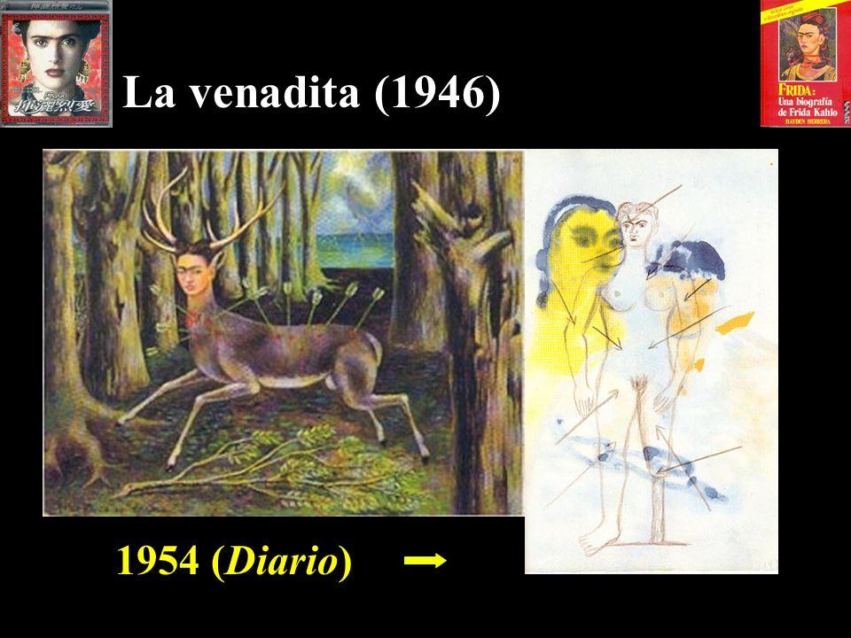 La venadita (1946) 1954 (Diario)