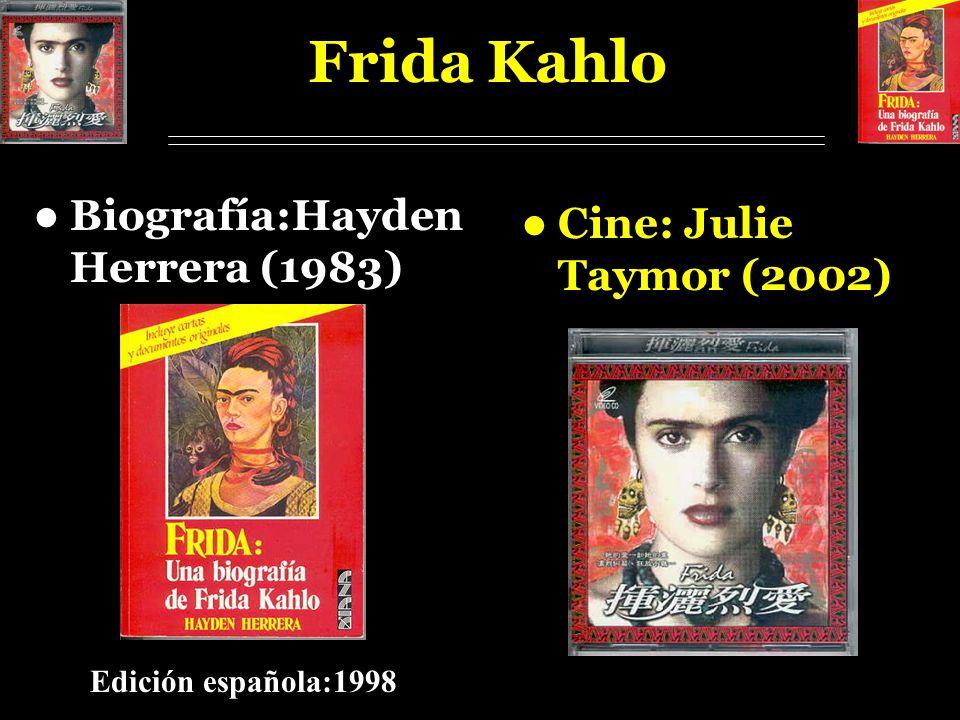 Las dos Fridas Las dos Fridas (1939) Edición china de la biografía