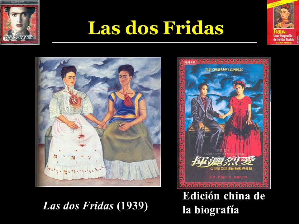 Estoy aquí no como el marido de Frida, sino como un artista, un admirador.