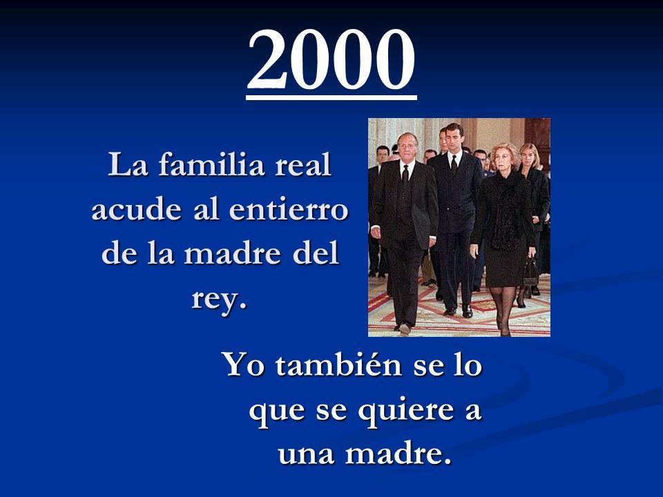 Nace en Barcelona el primer hijo de los duques de Palma. Yo empiezo la guardería con mucha ilusión. Yo empiezo la guardería con mucha ilusión.1999