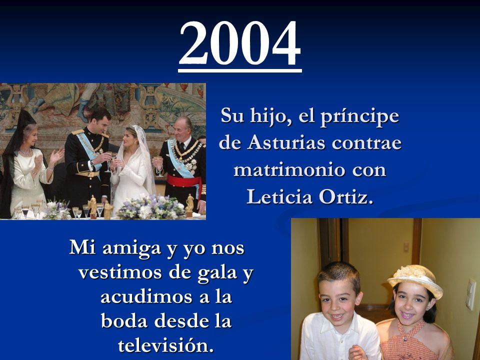 El rey festeja el 25º aniversario de la constitución española. Los niños de mi cole y yo, lo celebramos también. Los niños de mi cole y yo, lo celebra