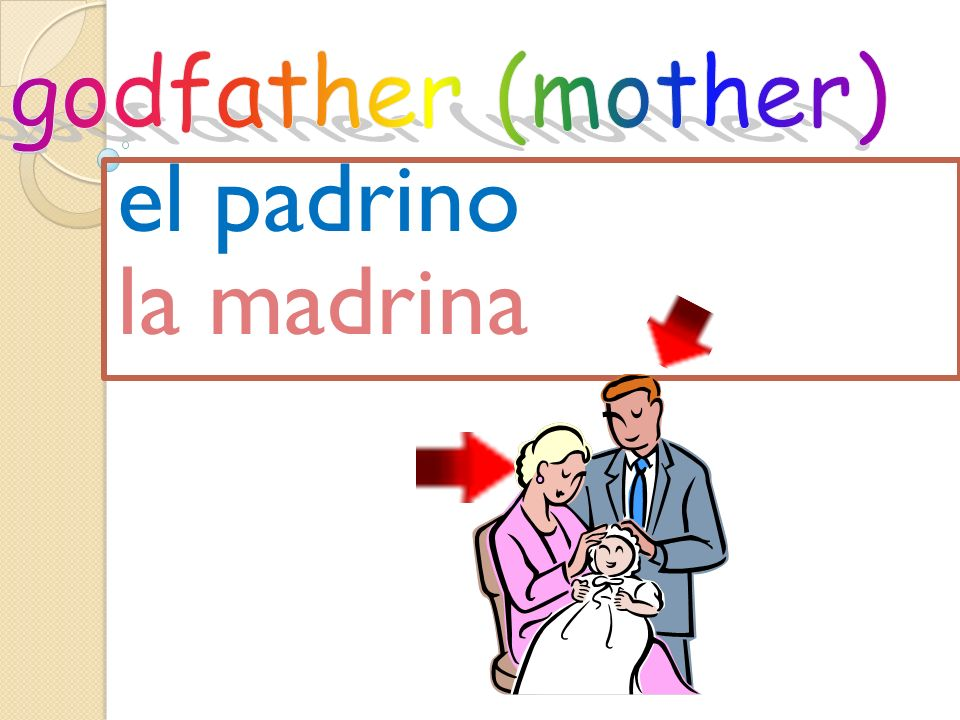 el padrino la madrina