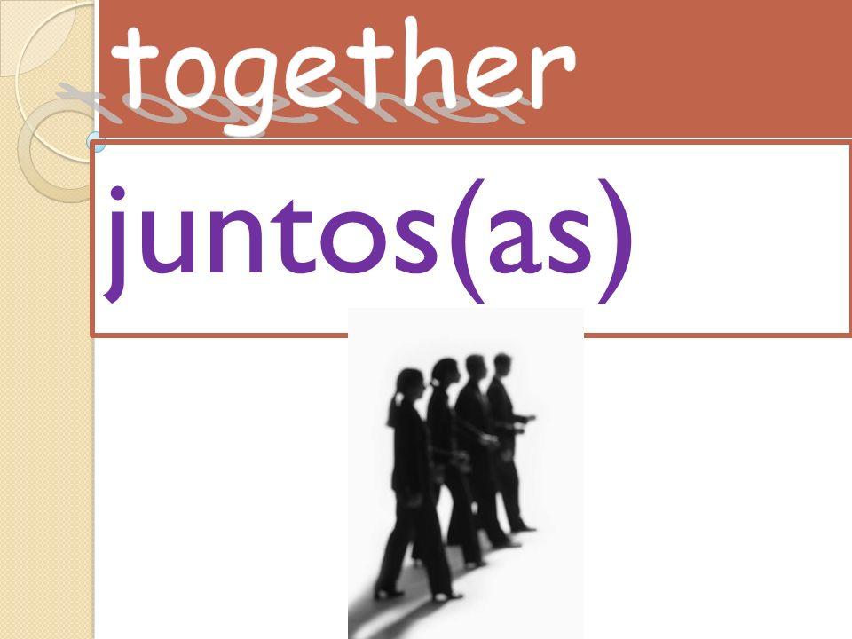 juntos(as)