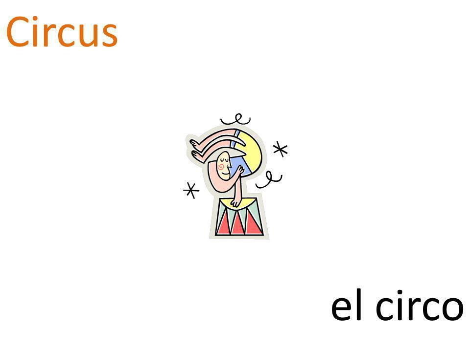 Circus el circo