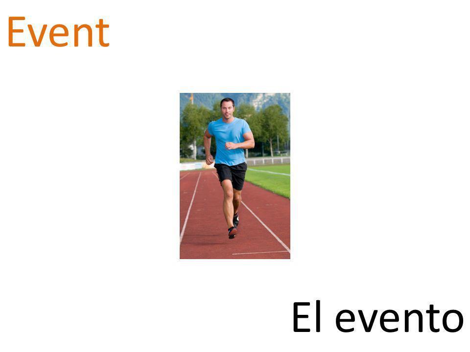 Event El evento